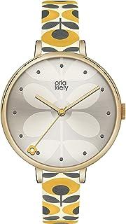 Orla Kiely 女式手表 OK2136