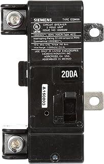 Siemens MBK200A 200 安培主断路器适用于终极类型负载中心