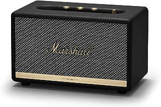 Marshall 马歇尔 Acton II 蓝牙音箱 扬声器 第二代新品 全新升级 黑色 (EU)
