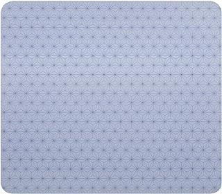 3M 背面带有防滑泡沫的精确鼠标垫,可快速提高光学鼠标的精度,并将无线鼠标的电池寿命延长50%,9英寸/约22.86厘米x 8英寸/约20.32厘米约,Frostbyte(MP114-BSD2)