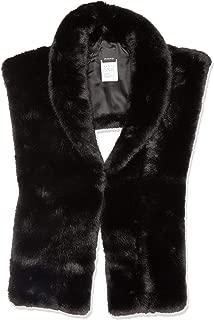 Pinko 女士 URSINO COLLO 仿皮圍巾、帽子和手套套裝(天立藍 Z99),一個(制造商尺碼:U)