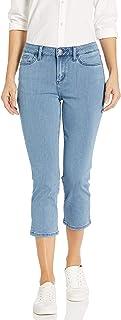 LEE 女士传奇常规款 5 口袋七分牛仔裤