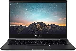 ASUS ZenBook 13 超薄笔记本电脑,13.3英寸全高清宽视图,第8代英特尔酷睿I5-8265U,8GB LPDDR3,512GB PCIe SSD,背光KB,指纹,板岩灰,Windows 10,UX331FA-AS51