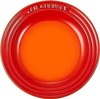 Le creuset(Le creuset) 小碟子 橙色 15cm -