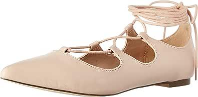 Callisto 女士 Rian 芭蕾平底鞋 肤色 10 M US