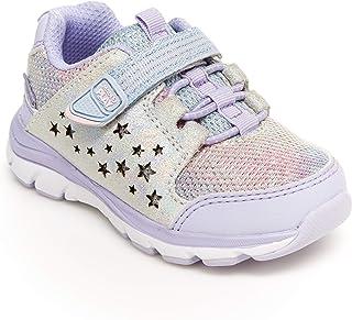 Stride Rite Made2Play 幼儿和小女孩 Moriah 休闲运动鞋