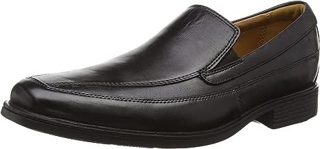Clarks 男士商務正裝休閑皮鞋 Tilden Free一腳蹬樂福鞋