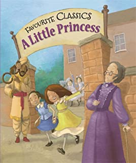 Favourite Classics: A Little Princess (English Edition)