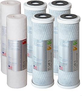 APEC Water Systems APEC Ultimate系列美国制造2套1、2、3级替换水底系统(过滤器—SETX2)