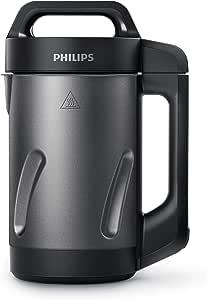 Philips 飞利浦 HR2204/80 立式搅拌机 (1.2 升,1000 W)黑色