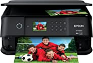Epson 爱普生 Expression 高级 XP-6000 无线彩色相片打印机,带扫描仪和复印机,亚马逊 Dash Replenishment 启用