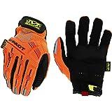 Mechanix Wear - Hi-Viz M-Pact Gloves (Large, Fluorescent Orange)