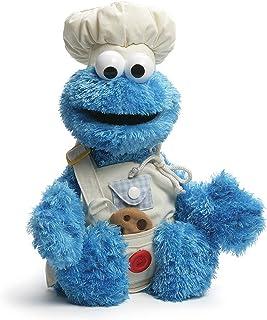 GUND Teach me Cookie Monster 17 英寸