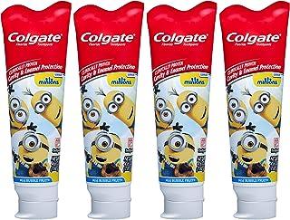 Colgate 儿童牙膏 4.6 ounce, 4 count