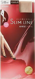 ATSUGI 日本厚木 短丝袜 SLIM LINE 系列 短筒 3 双装