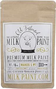 Old Fashioned 牛奶漆非挥发性有机污染物粉末涂料 联邦蓝 Pint unknown