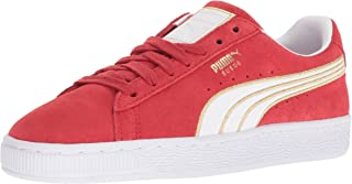 PUMA 彪马 女式 Suede Varsity 运动鞋