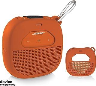 WGear出品的 Bose SoundLink 微型蓝牙扬声器保护壳,采用网袋设计,可用于连接电缆和其他配件,弹性带*设备WG012035 Compact size