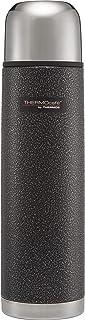 THERMOS 膳魔师 ThermoCafé 不锈钢长颈瓶,Hammertone灰色,1.0 升