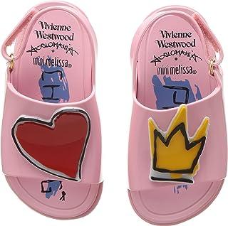 Vivienne Westwood 女式迷你 Anglomania + Melissa 沙滩拖鞋(幼儿)