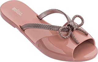 Melissa Ela Chrome 女士凉鞋 金属粉红色 6 M US Toddler