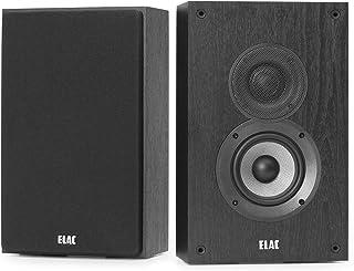 ELAC Debut 2.0 OW4.2壁式扬声器,黑色(一对)
