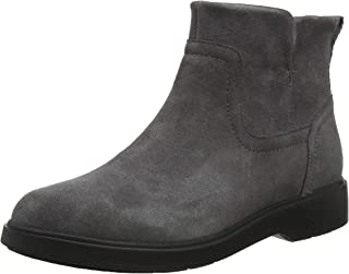 Clarks 女士Un Elda Lo 松靴筒靴子