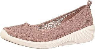 Skechers Arya Airy Days 女士一脚蹬 Skimmer 运动鞋