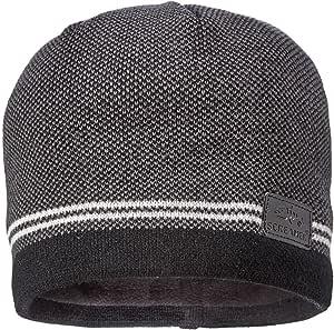 Screamer 男式双面绒帽 均码 黑色 2146-249-249-One Size