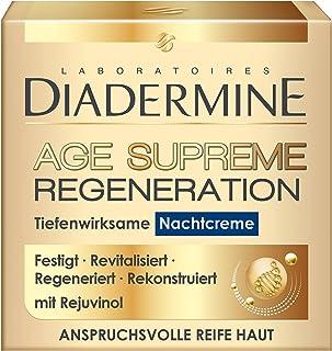 Diadermine Age Supreme Regeneration 深层保湿晚霜 1件装,50毫升