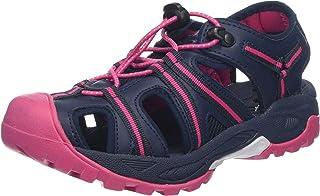 CMP  Aquarii 中性 成人 封闭式凉鞋 Blau (B.blue-corallo 28nc) 37 EU