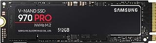Samsung 三星 970 PRO 512GB - NVMe PCIe M.2 2280 固态硬盘(MZ-V7P512BW)