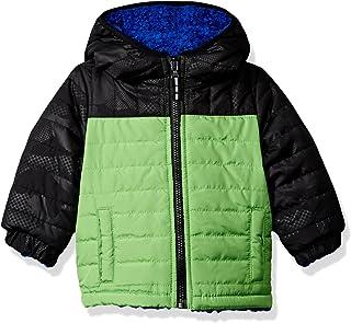 London Fog 绿色中等重量夹克 L2176r61 外套