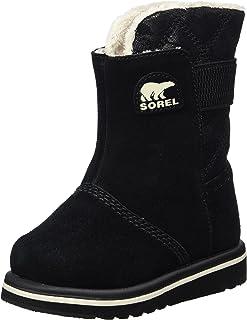 乔治·索雷尔女孩 Children's rylee 迷彩雪地靴