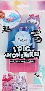 Pikmi Pops I Dig... 怪物冰棒包-1件可收藏的ASMR玩具| 有趣和可爱的减压玩具-款式可能会有所不同