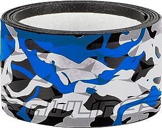 Rawlings 1.00mm 球棒握把(电蓝色)1.00mm 球棒握把,蓝色,灰色和黑色