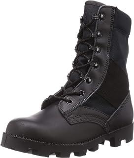 [ROSSCO] 靴子 军靴 战术靴 G.I. Type Black H.W. Nylon Speedlace Jungle Boots (5090)