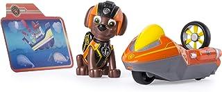 Paw Patrol 玩具 Mission Paw-祖玛的水上摩托艇-玩偶和车辆