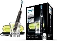飛利浦 Sonicare 鉆石清潔新一代電動牙刷帶聲波技術 黑色