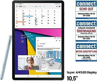 Samsung 三星 Galaxy Tab S6 T860 平板电脑(10.5寸) Wi-Fi,云蓝色