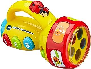 VTech 偉易達 嬰兒 80-124004-趣味手電筒, A, 多種顏色, 1 - Pack