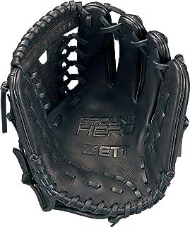 ZETT 少年棒球 软式 手套(手套) 大英雄 全能用 右投/左投用 尺寸:L(适合身高140厘米~) BJGB72040