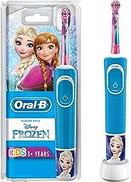 Oral-B 欧乐B 儿童电动牙刷 迪士尼 冰雪奇缘图案,带贴纸,适合3岁以上儿童