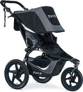 BOB Revolution Flex 3.0 慢跑嬰兒車,石墨黑