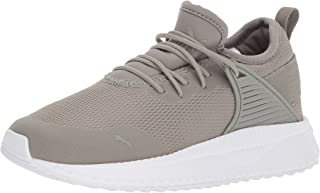 PUMA Kids' Pacer Next Cage Velcro Sneaker