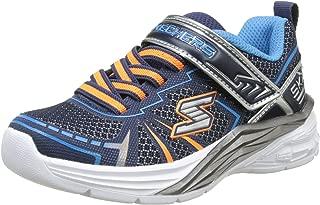 Skechers 斯凯奇 男童 Dovex运动鞋, Blue (Navy Blue), 12 UK Child
