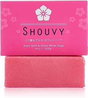 SHOUVY 香皂 Kojic Acid & Glutathione