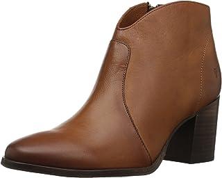 FRYE 女士 Nora 拉链短靴