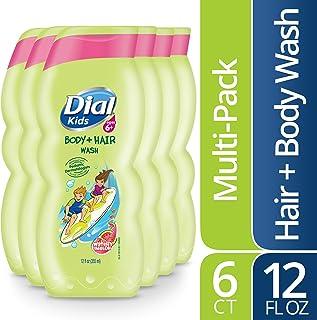 儿童表盘沐浴露,桃子清洁,12 盎司 Watery Melon 12 Ounces, Pack of 6