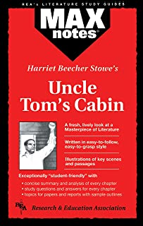 Uncle Tom's Cabin  (MAXNotes Literature Guides) (English Edition)